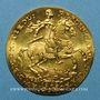 Münzen Autriche. 2 ducats 1642-1963A. Refrappe officielle. 986/1000. 6,987 g.