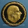 Münzen Charles de Gaulle (1890-1970). Médaille or. 34 mm. 999 /1000. 16,60 gr