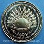 Münzen Charles de Gaulle. Médaille or module de 20 francs 1981. 40e anniversaire de l'appel du 18 juin 1940