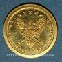 Münzen Etats Unis. John et Robert Kennedy. Médaille or. 21,29 mm