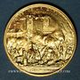 Münzen Module 20 francs 1980. Marianne. R/: prise de la Bastille.  1000 /1000.  6,45 g.