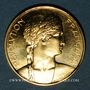 Münzen Module 20 francs 1982. Marianne. R/: la Monnaie personnifiée.  1000 /1000.  6,45 g.
