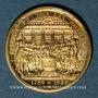 Münzen Module 20 francs 1984. Marianne. R/: Assemblée Nationale en 1789.  1000 /1000.  6,45 g.