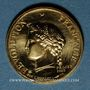 Münzen Module 20 francs 1985. Marianne. R/: déclaration des Droits de l'homme.  1000 /1000.  6,45 g.