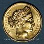 Münzen Module 20 francs 1988. Marianne. R/: la Fraternité d'après N. Gatteaux. 1000 /1000. 6,45 g.