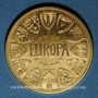 Münzen Module 20 francs 1990. Marianne.  1000 /1000.  6,45 g.