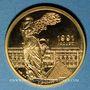 Münzen Module 20 francs 1991. Marianne - Europa. 1000 /1000. 6,45 g.