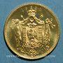 Münzen Napoléon I (1769-1821). Module de 20 francs, 1981. 920/1000. 6,00 g.