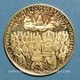 Münzen Vatican. Jean XXIII. Concile Vatican II. 1962. Médaille or. 32 mm. 900 /1000. 17,50 g.