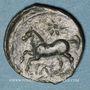 Münzen Apulie. Arpi, vers 325-275 av. J-C. Bronze
