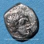 Münzen Arabie Heureuse. Himyarites, rois incertains (après 110 ap J-). Fraction d'unité. Raidan