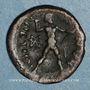 Münzen Bruttium. Petelia. Quadrans, vers 216-89 av. J-C.