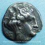 Münzen Bruttium. Térina (4e siècle av. J-C). 1/3 statère