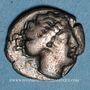 Münzen Bruttium. Térina (vers 420-400 av. J-C). Diobole
