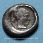 Münzen Calabre. Tarente (vers 470-450 av. J-C). Litra