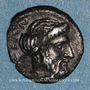 Münzen Cilicie. Nagidos. Obole, vers 400-380 av. J-C
