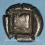 Münzen Dynastes de Lycie. Dynaste incertain. Statère, vers 490-430 av. J-C