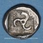 Münzen Dynastes de Lycie. Kuprilli (vers 470-440 av. J-C). Tétrobole, Xanthos