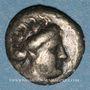 Münzen Eubée. Histiée (3e siècle-146 av. J-C). Tétrobole