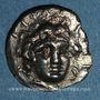 Münzen Iles de Carie. Rhodes. Apollonios, magistrat. Hémidrachme, 125-88 av. J-C