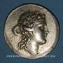 Münzen Iles de Thrace. Thasos (vers 168-148 av. J-C). Tétradrachme