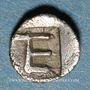 Münzen Ionie. Colophon (vers 525-490 av. J-C). Tétartémorion