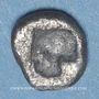 Münzen Ionie. Ephèse (6e siècle av. J-C). Obole