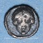 Münzen Ionie. Mylasa (vers 420-390 av. j-C). Tétartémorion