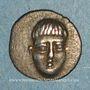 Münzen Italie. Campanie. Phistelia. Obole, 325-275 av. J-C