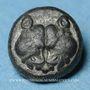 Münzen Lesbos. Atelier incertain. Diobole, vers 550-450 av. J-C