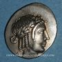 Münzen Ligue Lycienne. Masykites. Hémidrachme, vers 48-27 av. J-C