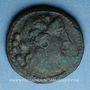 Münzen Lucanie. Paestum (vers 264-241 av. J-C). Triens