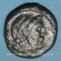 Münzen Lucanie. Paestum (vers 300-268 av. J-C). Quadrans