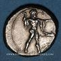 Münzen Lucanie. Posidonia (vers 540-480 av. J-C). Statère