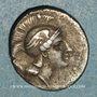 Münzen Lucanie. Thurium. Triobole, 400-350 av. J-C