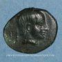 Münzen Lydie. Gamersès (vers 400-375 av. J-C). Bronze