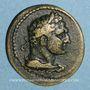 Münzen Lydie. Sardes. Bronze, 1er siècle av. J-C
