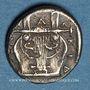 Münzen Macédoine. Olynthe. Ligue chalcidienne (vers 432-348 av. J-C). Tétrobole