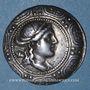Münzen Macédoine sous domination romaine (158-146 av. J-C). Tétradrachme