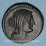 Münzen Phénicie. Marathos. Bronze an 98 (= 162-161 av. J-C)