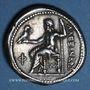Münzen Roy. de Macédoine. Alexandre III le Grand (336-323 av. J-C). Tétradrachme. Amphipolis, 294-290 av JC