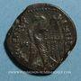 Münzen Royaume d'Egypte. Ptolémée V Epiphane (204-180 av. J-C). Bronze