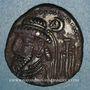 Münzen Royaume d'Elymaïde. Dynastie Arsacide (vers 25 av. J-C - 228). Roi incertain. Tétradrachme, Séleucie