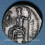 Münzen Royaume de Cappadoce. Ariarathes I (333-322 av. J-C). Drachme. Gaziura (Pont)