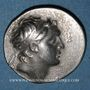 Münzen Royaume de Cappadoce. Ariarathes IV Eusèbe (220-163 av. J-C). Drachme, an 30