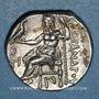 Münzen Royaume de Macédoine. Alexandre III le Grand (336-323 av J-C). Drachme. Colophon 336-323 av. J-C