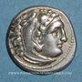 Münzen Royaume de Macédoine. Philippe III l'Aridée (323-316 av. J-C). Drachme, Colophon, 323-319 av. J-C