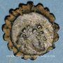 Münzen Royaume de Syrie. Alexandre I Balas (152-145 av. J-C). Bronze dentelé . Atelier incertain