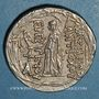 Münzen Royaume de Syrie. Antiochus VII Evergète Sidètes (138-129 av. J-C). Tétradrachme. Antioche