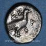 Münzen Sicile. Agrigente. Didrachme, vers 480-470 av. J-C
